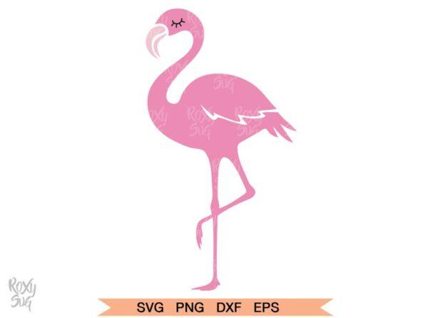 Flamingo SVG