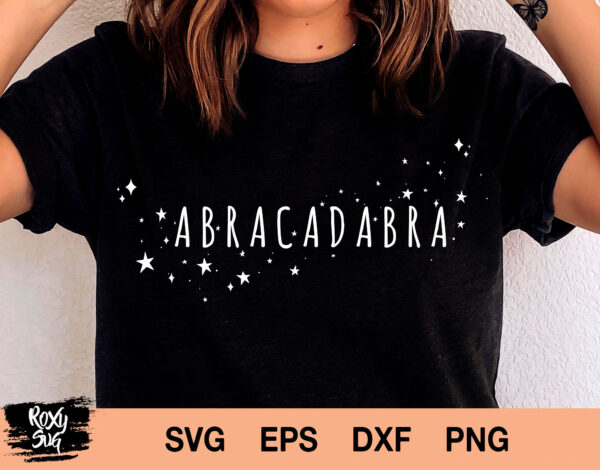 Abracadabra svg
