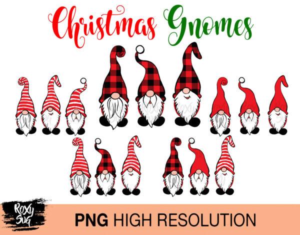 Christmas gnome png